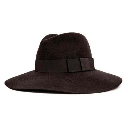 Brixton Piper Hat  - Noir/Noir