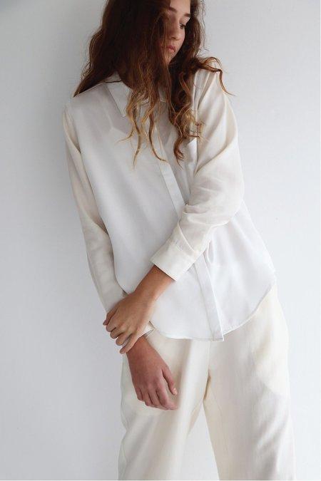 Soft Focus Lounge Shirt -Palomino