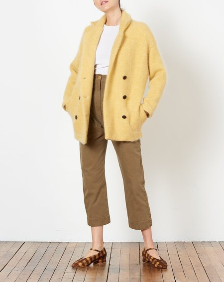 Demy Lee Parton Coat - Canary