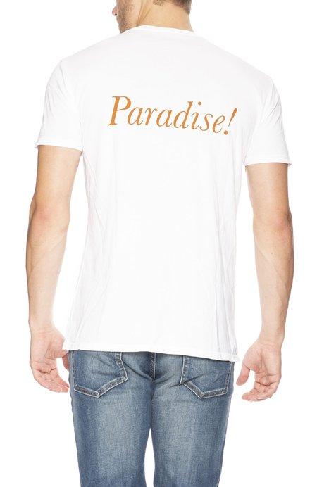Quality Peoples Paradise Crew Neck Tee