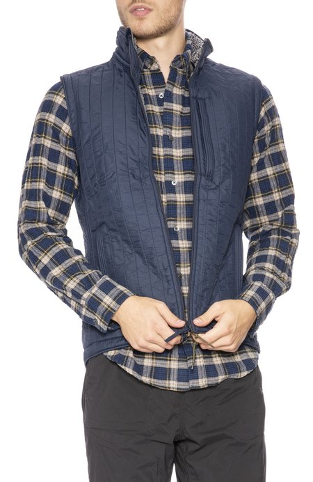 Relwen Windproof Quilted Nylon Vest