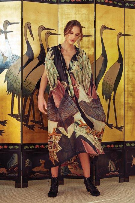 Carolina K Valerie Kaftan - Black Eagles