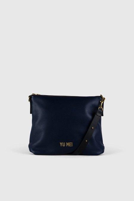 Yu Mei 3/4 Braidy Bag - Indigo