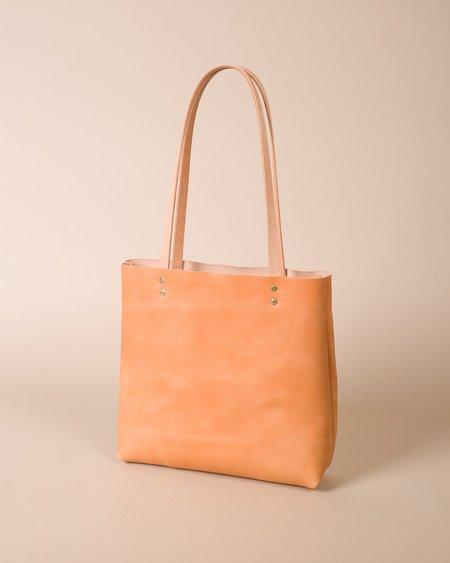 Wood&Faulk Daily Tote Bag - Natural