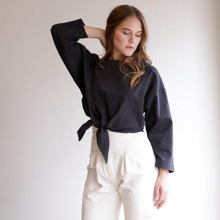 Ilana Kohn Gina Shirt - Inky