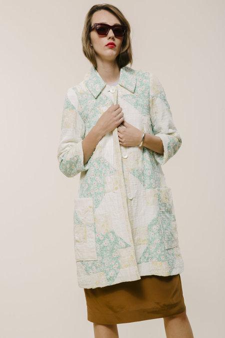 Carleen Pinwheel Quilt Coat