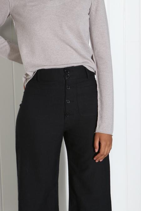Apiece Apart Marston Pant - Black