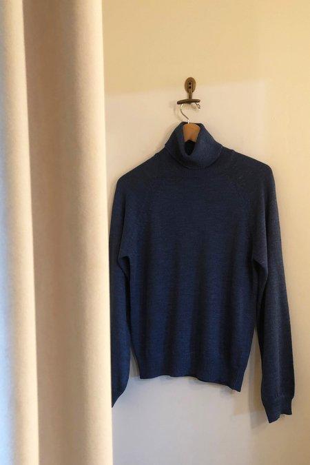 Samuji Reyes Knit Sweater - Blue