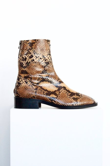 L'Intervalle Dalton Leather Boot