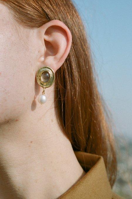 MONDO MONDO Viva Earrings - Lavender