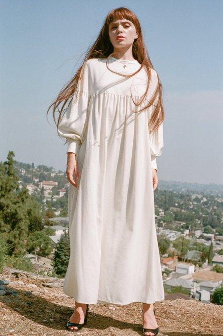 Town Clothes Salima Maxi Dress - Ginger