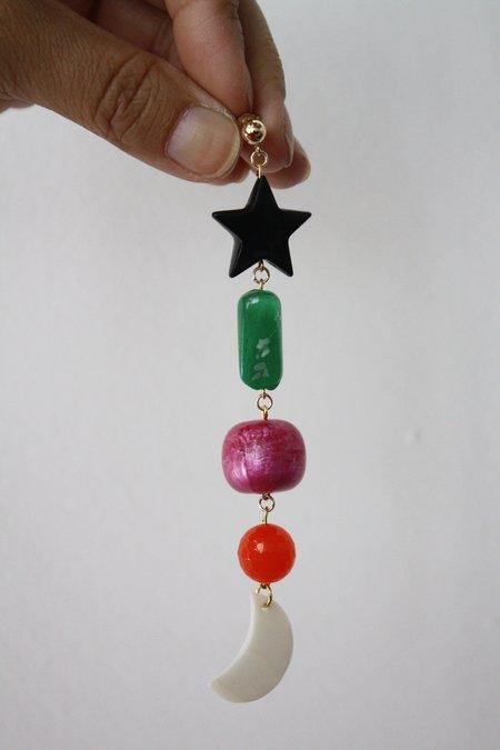 Sjo Jewelry Siouxsie Charm Earrings
