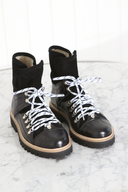 Ganni Edna Boots - Black