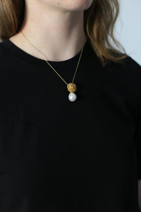 Mirit Weinstock Sparkling Star Necklace