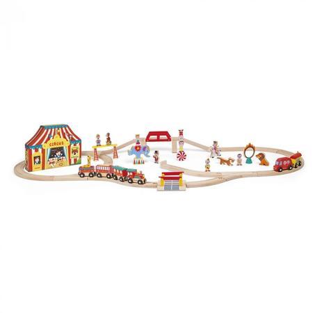 Kids Shop Merci Milo Story Box Circus Train Set
