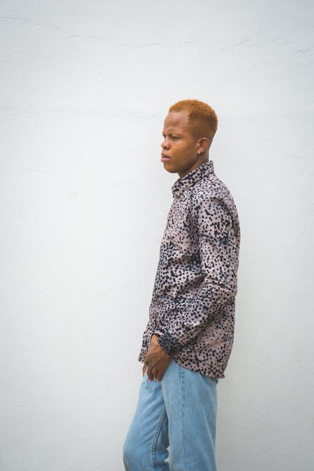 Osei-Duro Button up Shirt - Snakebite