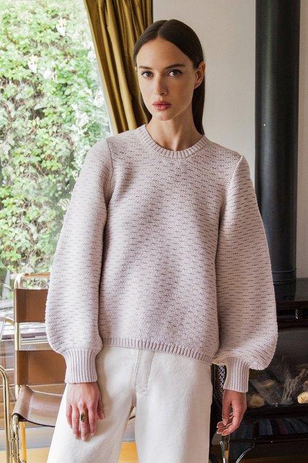 MILA ZOVKO CARY Sweater - Cloud