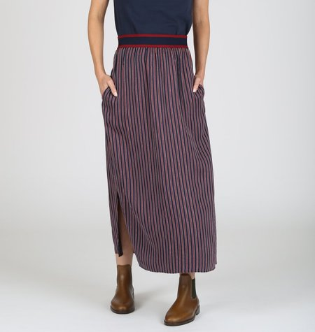 Acoté Striped Skirt
