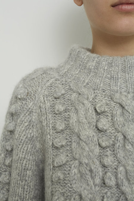 ELven Six Adelia Crop Sweater