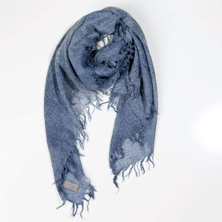 Subtle Luxury Cashmere Scarf - Tide