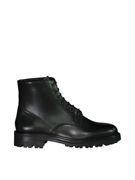 Wings + Horns Officer Boot - Black/Black