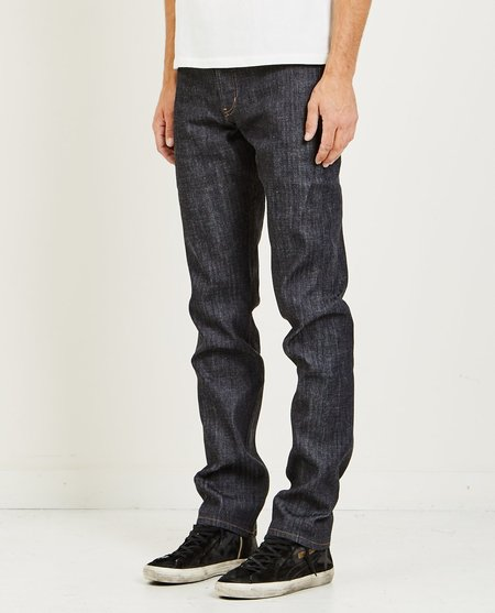 Naked & Famous WEIRD GUY DAY + NIGHT SELVEDGE - INDIGO