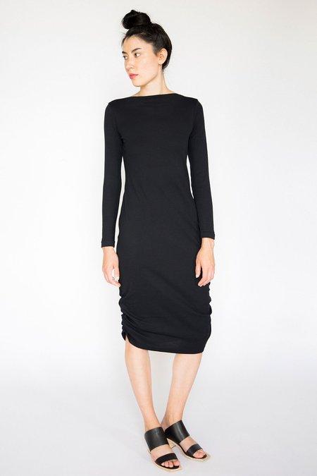 A.Oei Studio Draped Neck Dress
