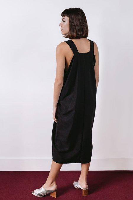A.Oei Studio Hybrid Dress - Black