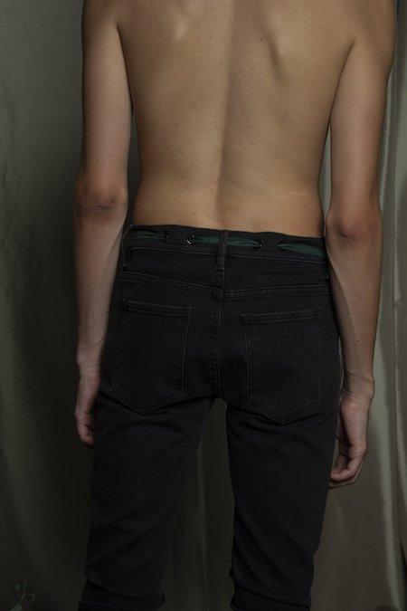 l'equip Skinni Jeans - Acid Black