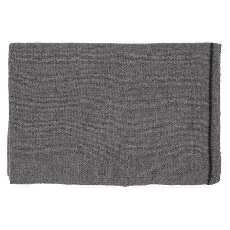 KIDS Tambere Cashmere Muffler Scarf - Grey