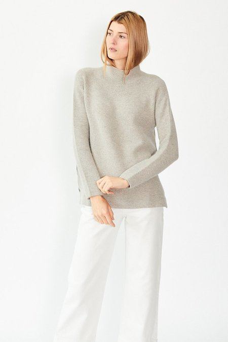 Mijeong Park Whole Garment Pull Over - Gray