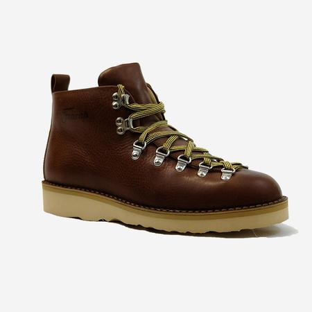 Fracap M120 Magnifico Leather Boots - Tumbled Brown