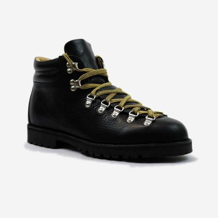 Fracap M127 Magnifico Leather Boots - Black