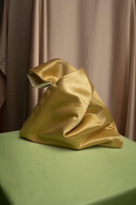 l'equip BOSSA SATIN BAG - GOLD