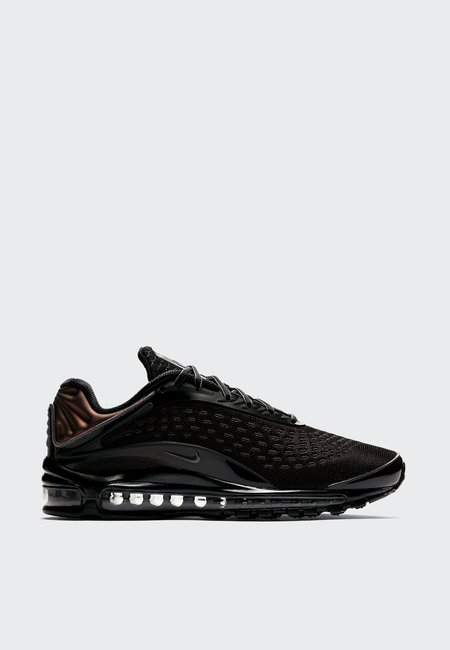 Unisex Nike Air Max Deluxe QS - Black/Dark Grey