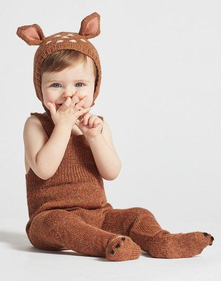 Kids Oeuf Bambi Footie Jumper