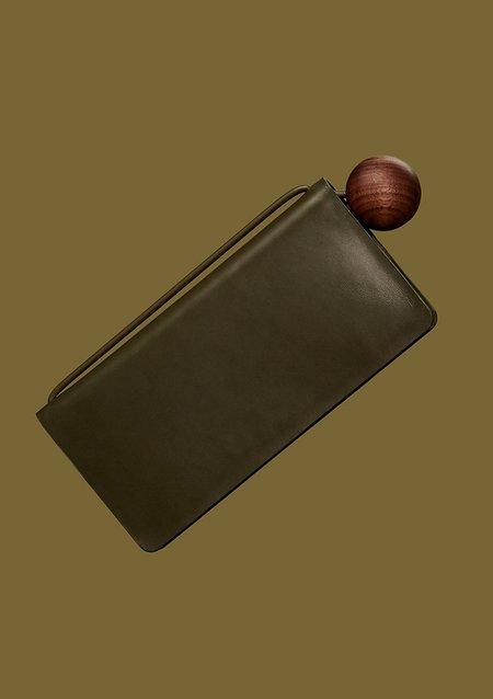Building Block Book Wallet - Kombu