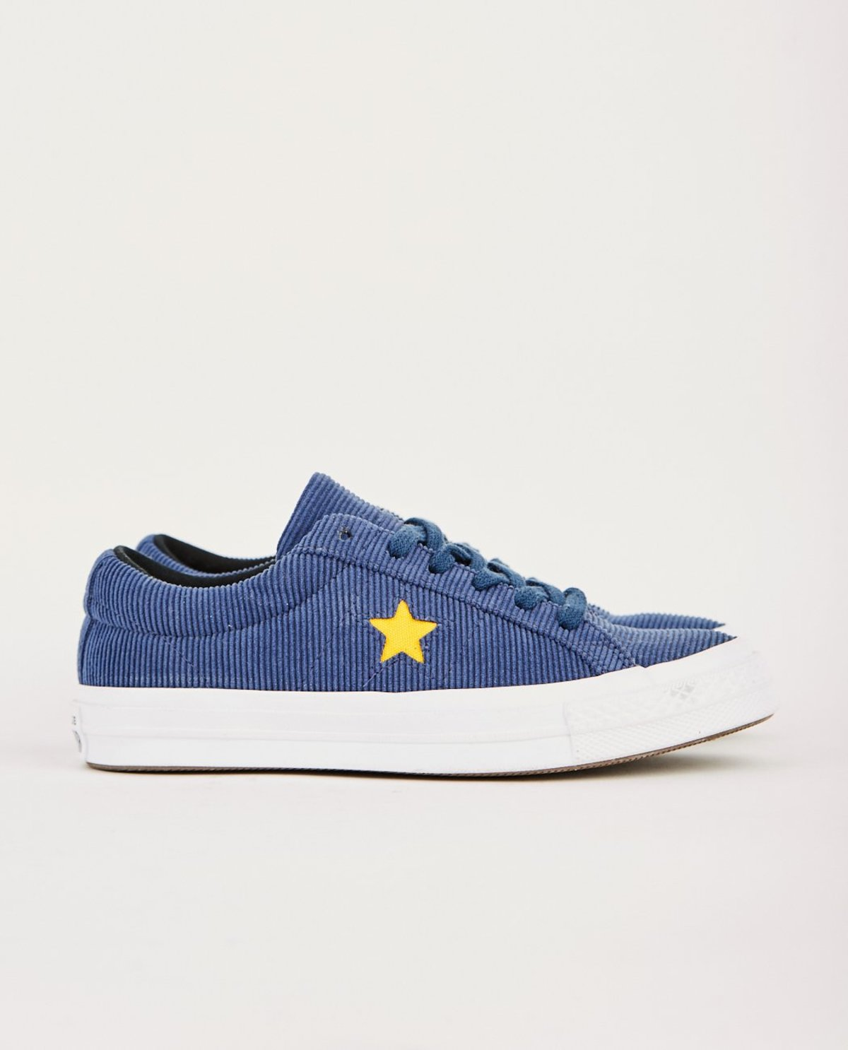 760a4038d80f UNISEX Converse ONE STAR OX CORDUROY - NAVY GOLD