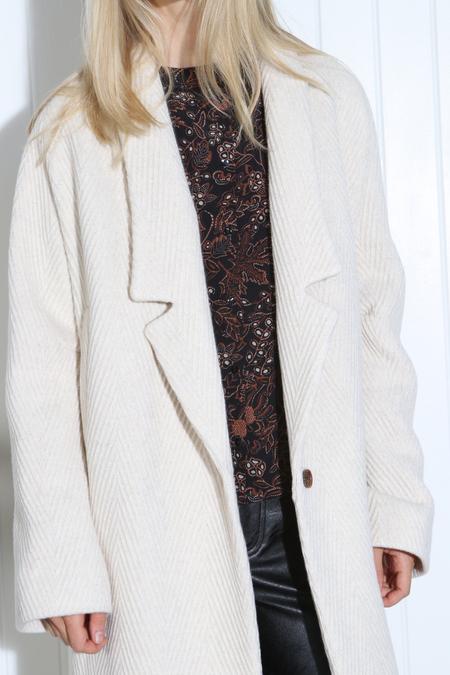 Rachel Comey Stanziac Coat - Off White