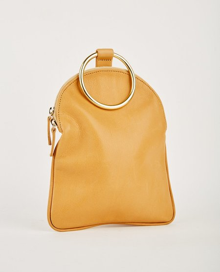 Otaat Myers Collective LARGE RING POUCH - CAMEL