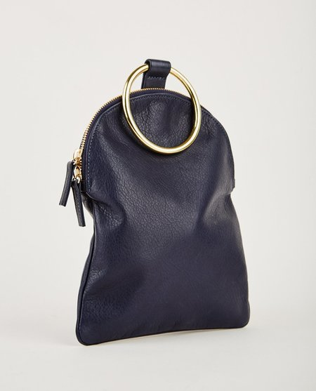 Otaat Myers Collective LARGE RING POUCH - NAVY