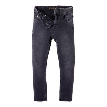 KIDS Finger In The Nose Child Ewan Pants Woven 5 Pocket Comfort Fit Jeans - Khol Denim
