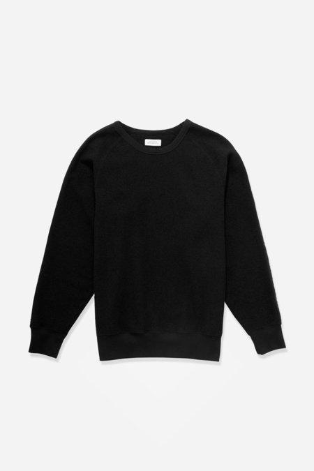 Saturdays NYC Simon Tape Sweatshirt - Black