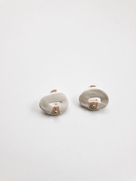 Aloha Clay Coco earrings