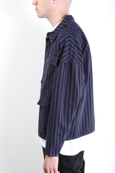 Gustav Von Aschenbach Cotton Jacket - Striped
