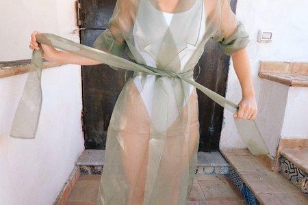 Still Here Indecent Robe 001 - Sage