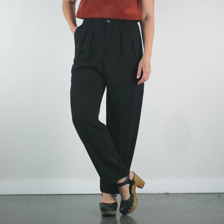 Jennifer Glasgow Lauper Pants - Black