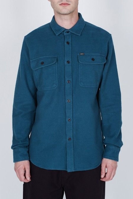 Obey Outpost Shirt - Pine