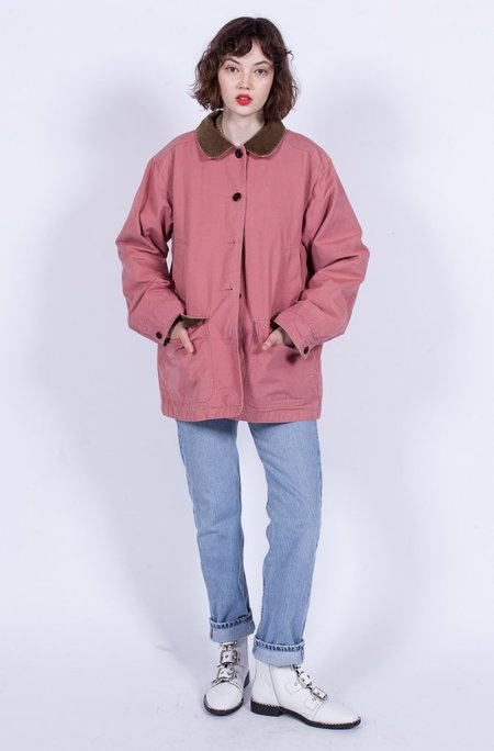 Yo Vintage! Chore Jacket - Pink