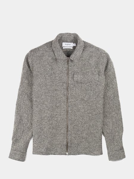 Schnayderman's Wool Zip Shirt